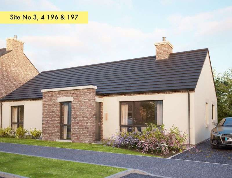 3 Bedrooms Detached Bungalow for sale in Longridge at The Hollows, Lurgan