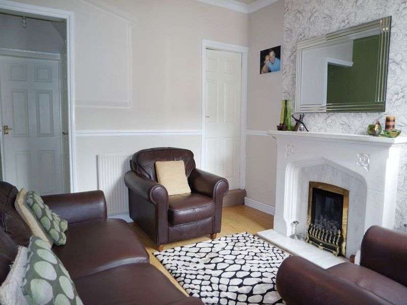 2 Bedrooms Terraced House for sale in Nelson Street, Fenton, Stoke-On-Trent, ST4 3QD