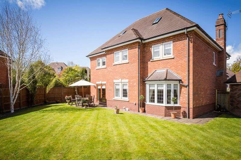 6 Bedrooms Detached House for sale in Grange Lane Fernhill Heath/Claines Worcester
