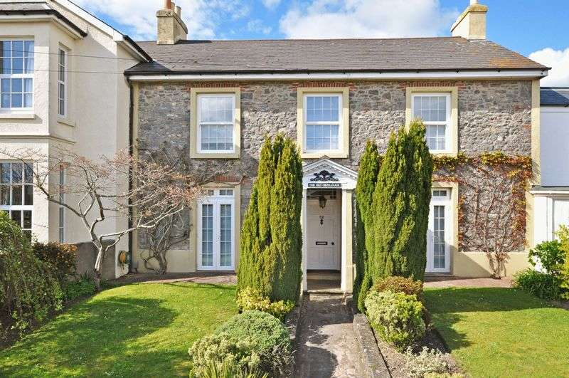 5 Bedrooms Terraced House for sale in Highweek Village