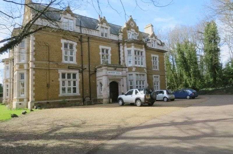 1 Bedroom Flat for sale in Burton Hall, Hall Drive, Burton Lazars