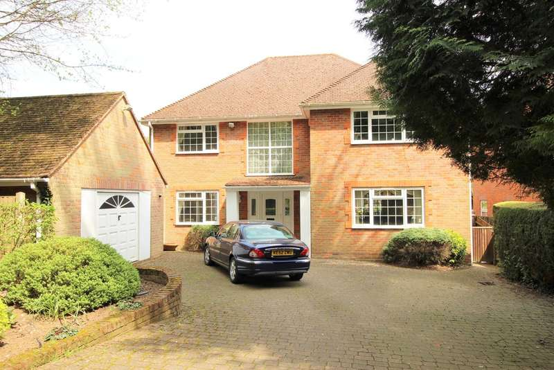 5 Bedrooms Detached House for sale in Boxmoor, Hemel Hempstead