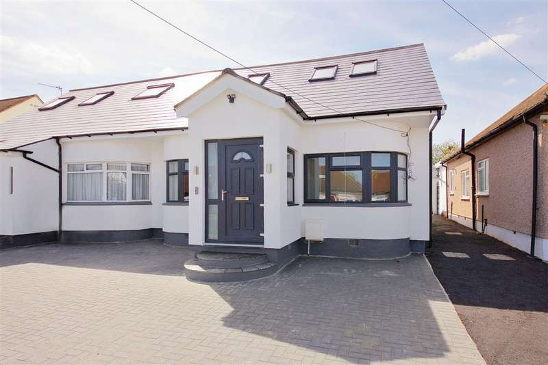 5 Bedrooms Semi Detached Bungalow for sale in KENILWORTH ROAD, EDGWARE