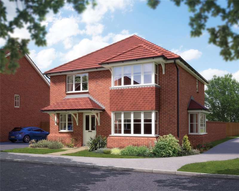 4 Bedrooms Detached House for sale in Emmbrook Place, Matthewsgreen Road, Wokingham, Berkshire, RG41
