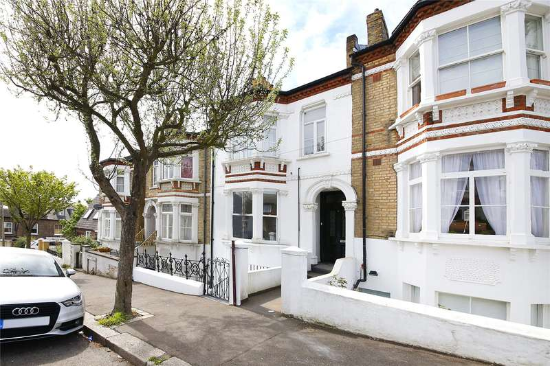 2 Bedrooms Maisonette Flat for sale in Troy Road, London