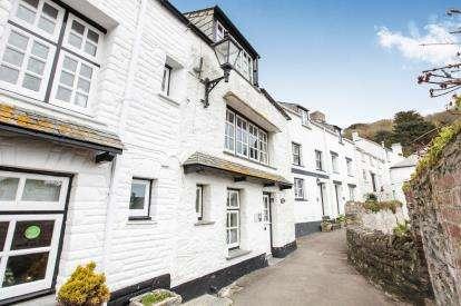2 Bedrooms Terraced House for sale in Polperro, Looe, Cornwall