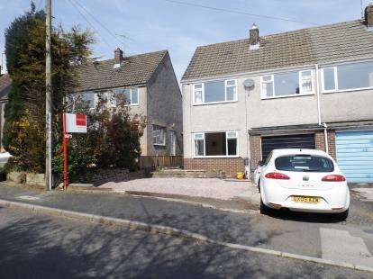 3 Bedrooms Semi Detached House for sale in Barson Grove, Buxton, Derbyshire