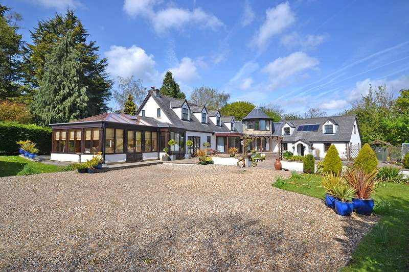 6 Bedrooms Detached House for sale in Michaelston-y-fedw, Cardiff, South Wales. CF3 6XT