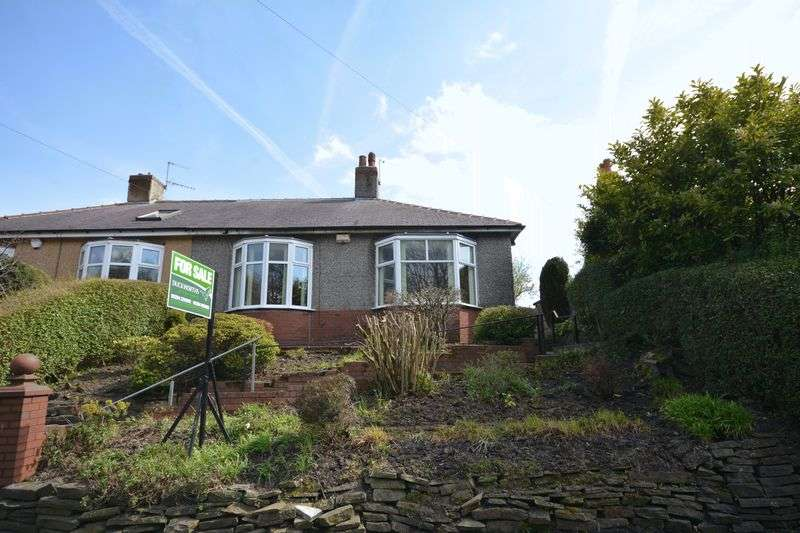 3 Bedrooms Semi Detached Bungalow for sale in Blackburn Road, Rishton
