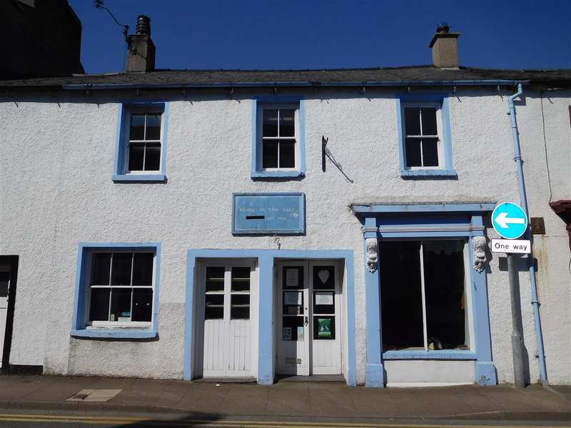 3 Bedrooms Terraced House for sale in Sting In The Tail, 17 Fountain Street, ULVERSTON