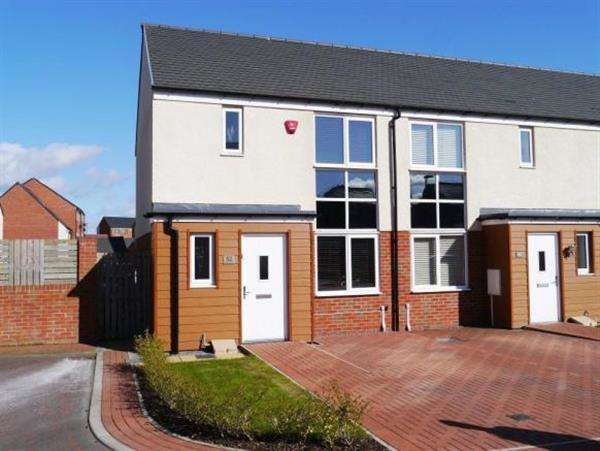 4 Bedrooms Semi Detached House for sale in Northfleet, Northfleet