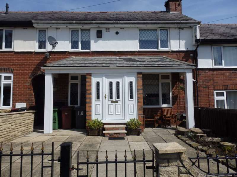 4 Bedrooms Terraced House for sale in Tattersall Avenue, Bolton