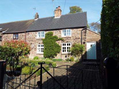 3 Bedrooms Semi Detached House for sale in The Bunting, Wetley Rocks, Stoke-On-Trent, Staffordshire