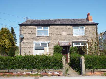 3 Bedrooms Detached House for sale in Radcliffe Road, Bolton, Greater Manchester, BL3