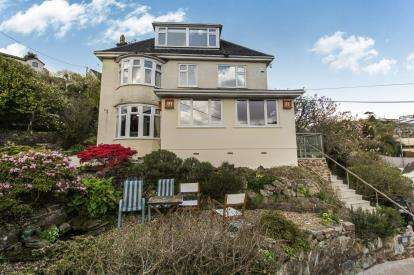 5 Bedrooms Detached House for sale in Cornwall, Mevagissey