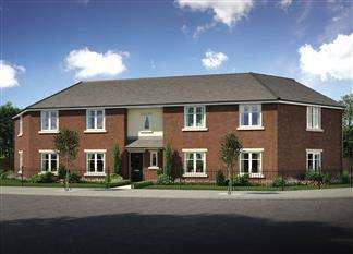 2 Bedrooms Flat for sale in Queensgate, Yarm Road, Stockton On Tees