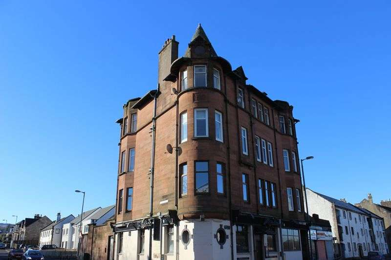 2 Bedrooms Flat for sale in Main Road, Johnstone
