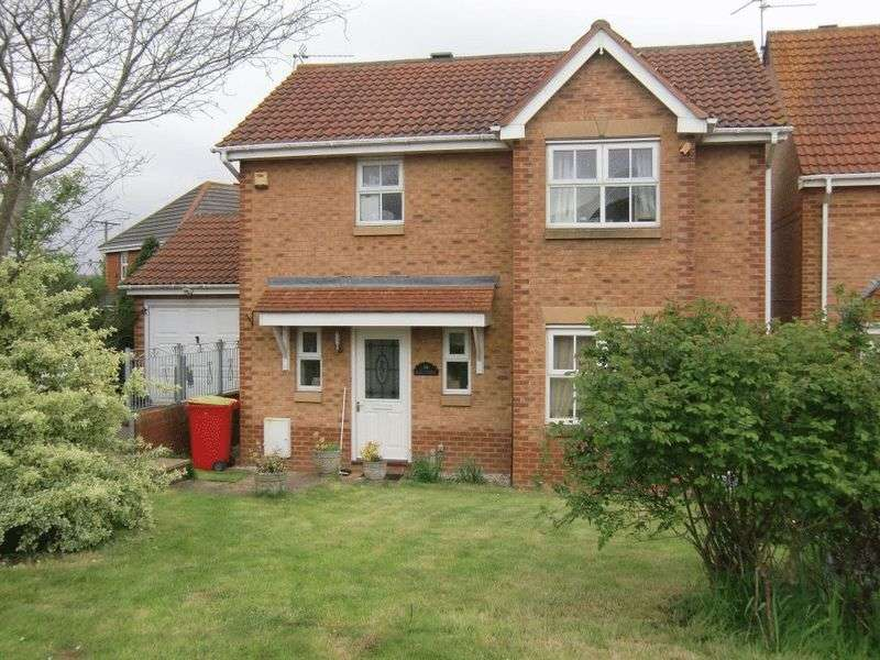 3 Bedrooms Detached House for sale in Rockfield Way, Caldicot