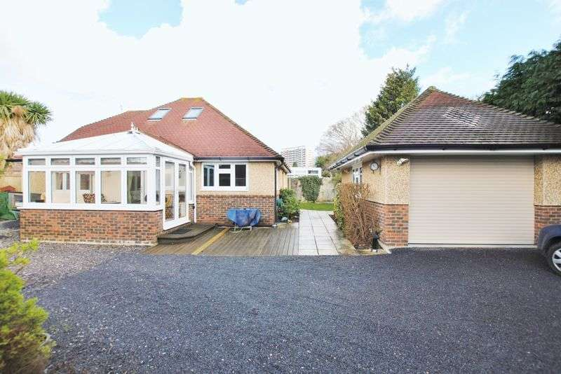 3 Bedrooms Detached Bungalow for sale in Montague Avenue, Sholing