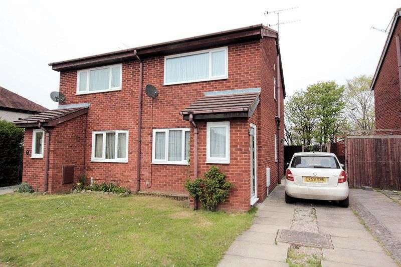2 Bedrooms Semi Detached House for sale in Brynmor Avenue, Rhyl