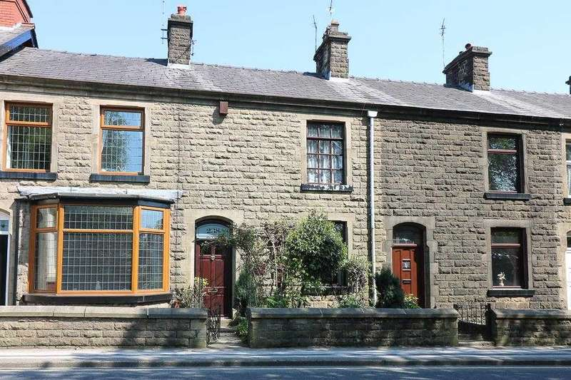 2 Bedrooms Terraced House for sale in Turton Road, Bradshaw, Bolton