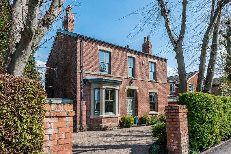 4 Bedrooms Detached House for sale in Grimshaw Lane, Ormskirk