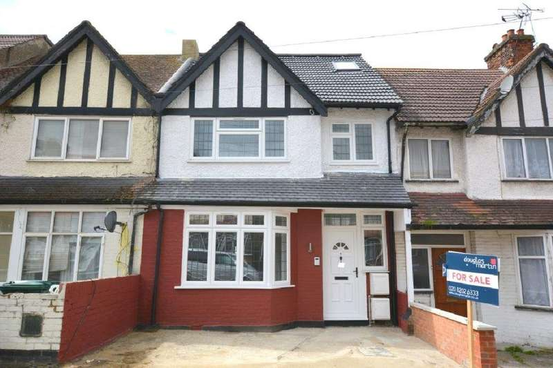 2 Bedrooms Property for sale in Russell Road, NW9