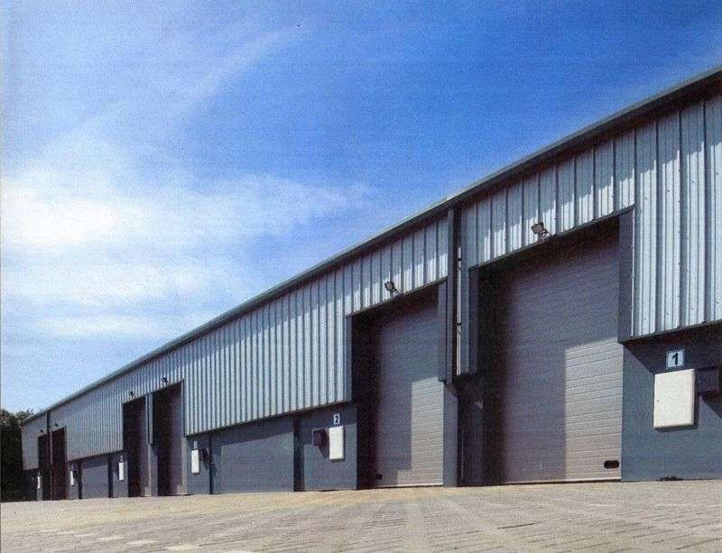 Property for sale in Middle Park Industrial Estate, Middle Farm, Braddan