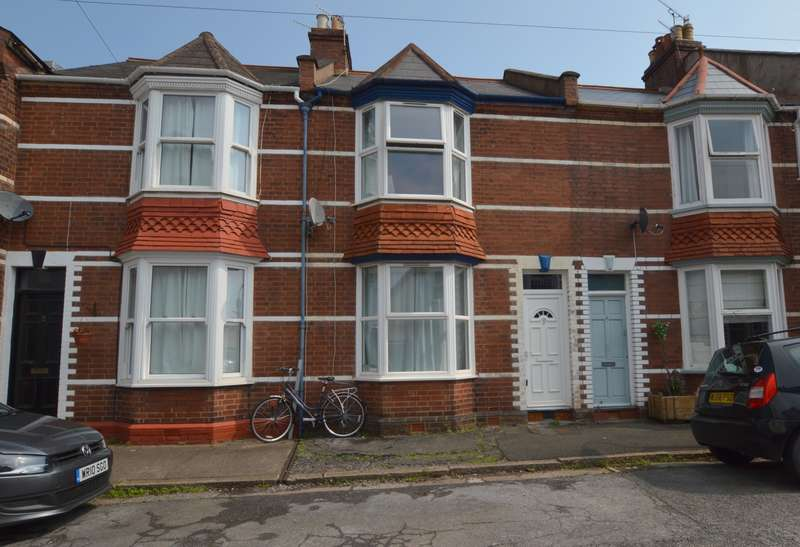 2 Bedrooms Terraced House for sale in St Leonards, Exeter