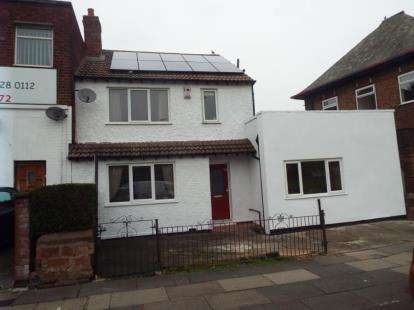 3 Bedrooms End Of Terrace House for sale in East Prescot Road, Liverpool, Merseyside, L14