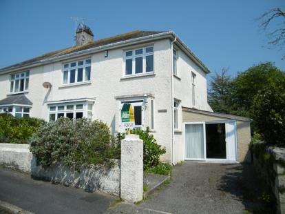 4 Bedrooms Semi Detached House for sale in Penzance, Cornwall