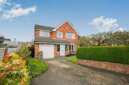 4 Bedrooms Detached House for sale in Townfield Lane, Barnton, Northwich, Cheshire