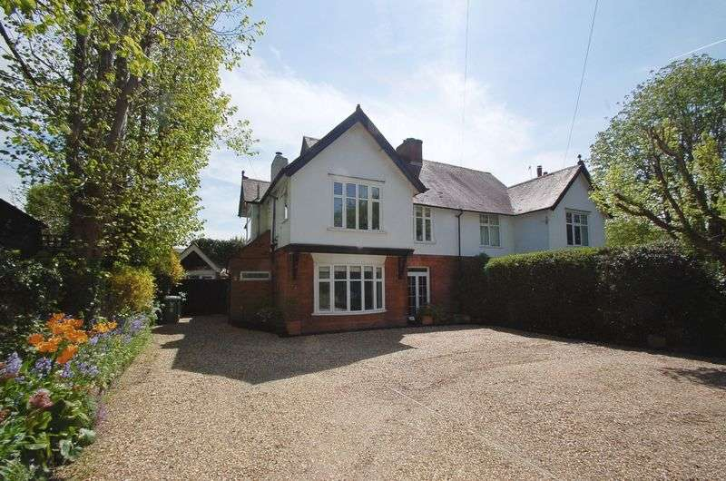 5 Bedrooms Semi Detached House for sale in High Wycombe