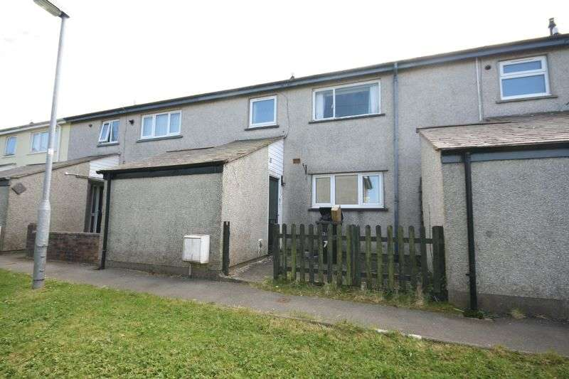 3 Bedrooms Terraced House for sale in Y Garth, Llannerch-Y-Medd