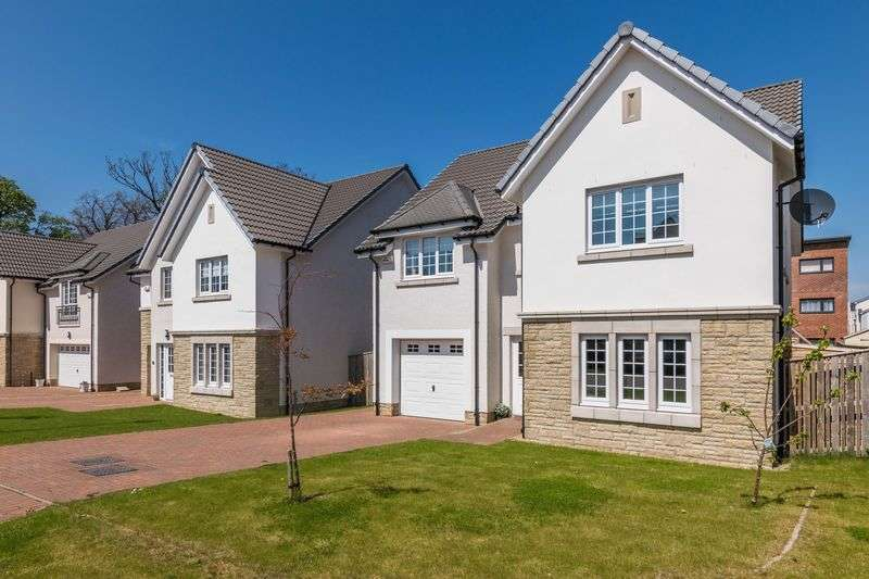 4 Bedrooms Detached House for sale in 12 Oakwood Court, Corstorphine, Edinburgh, EH12 8WW
