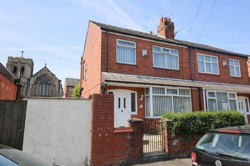 3 Bedrooms Semi Detached House for sale in Arundel Street, Wigan