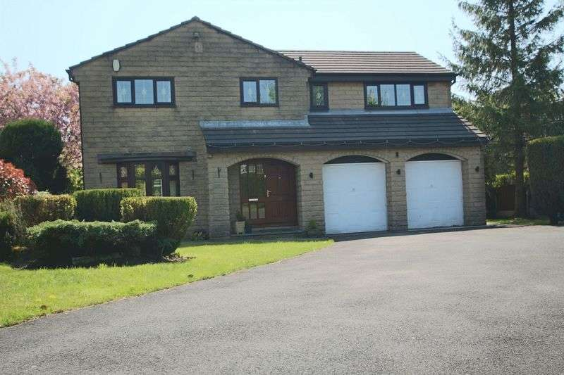 5 Bedrooms Property for sale in Chepstow Close, Bamford OL11 5TR