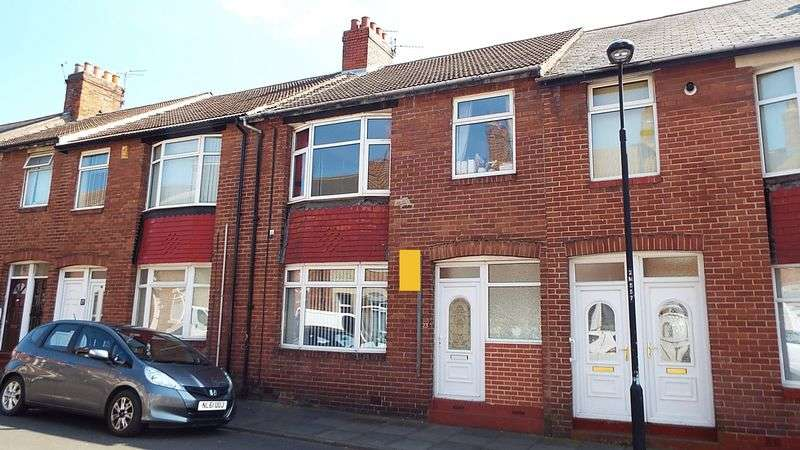 4 Bedrooms House for sale in Morpeth Terrace, North Shields