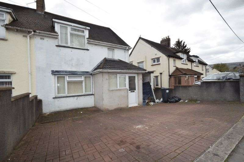 3 Bedrooms Semi Detached House for sale in Station Road, Cwmbran
