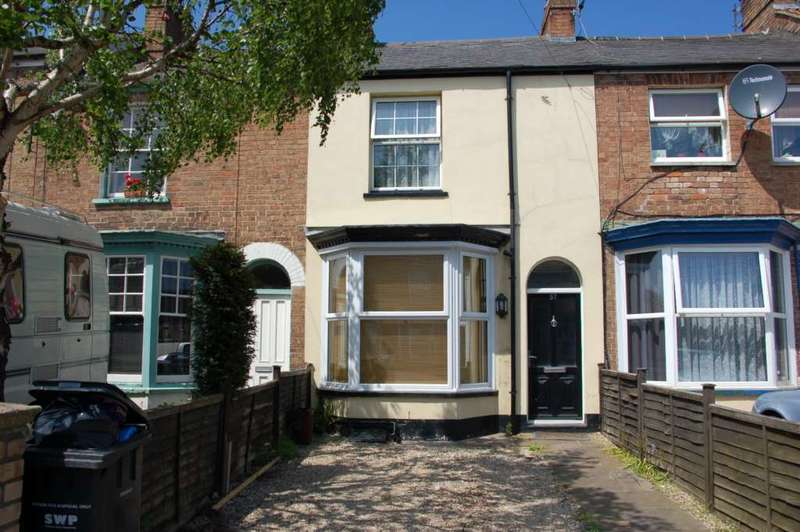 2 Bedrooms Terraced House for sale in Alma Street, Taunton