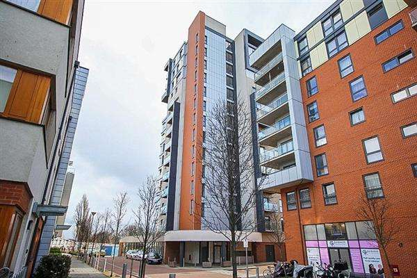 2 Bedrooms Apartment Flat for sale in Fairbank Court, Atlip Road, wembley