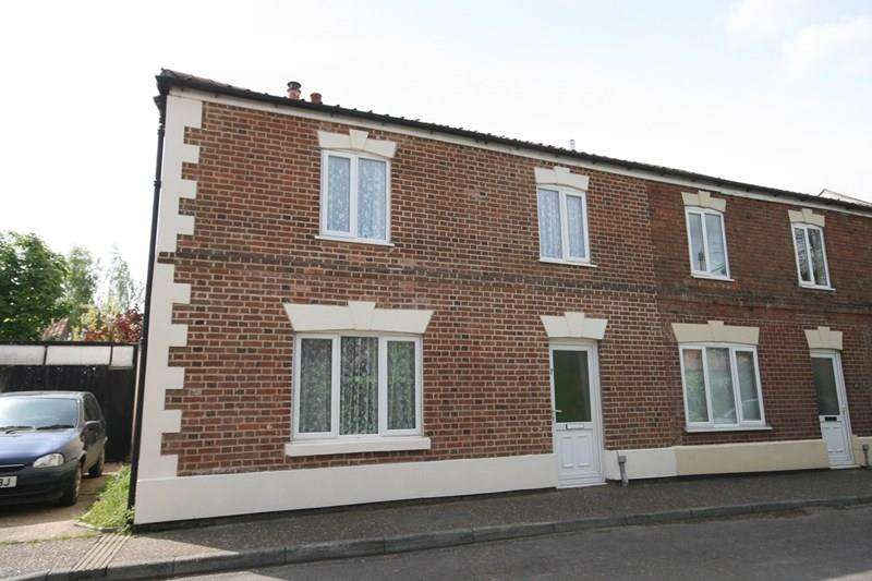 2 Bedrooms Terraced House for sale in BAXTER ROAD, HINGHAM, Norwich