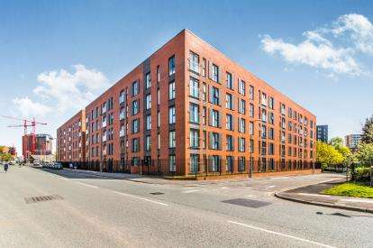 3 Bedrooms Flat for sale in Derwent Street, Salford, Greater Manchester, Delany Building