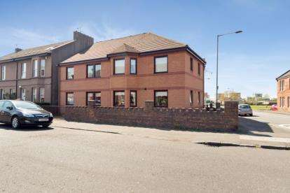 2 Bedrooms Flat for sale in Gavin Street, Motherwell