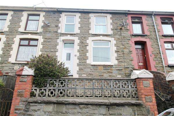 2 Bedrooms Terraced House for sale in Kenry Street, Treorchy