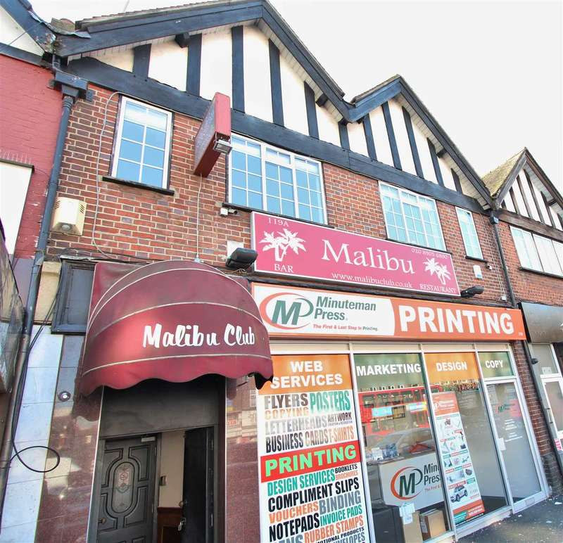 Commercial Property for sale in High Street, Edgware