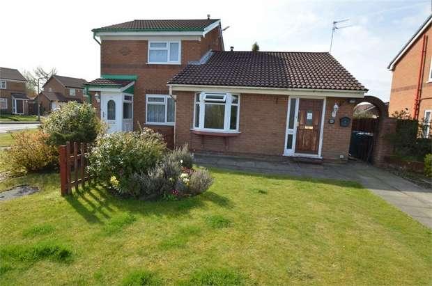 2 Bedrooms Semi Detached Bungalow for sale in Prestwich Hills, Prestwich, MANCHESTER, Lancashire