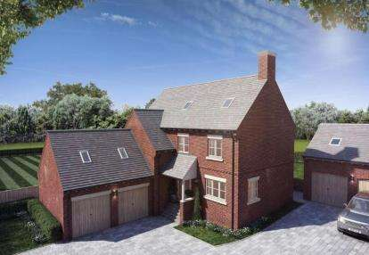6 Bedrooms Detached House for sale in Field House, Worthington Lane, Newbold Coleorton, Leicestershire