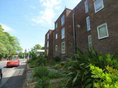 2 Bedrooms Flat for sale in Grassendale Court, Liverpool, Merseyside, L19