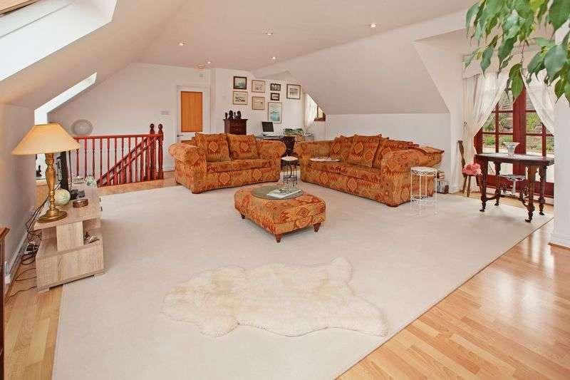 3 Bedrooms Detached House for sale in Little Silver, Tiverton